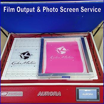 Photo Screen Service